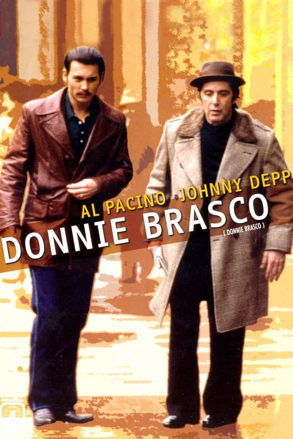 Krycí jméno Donnie Brasco online