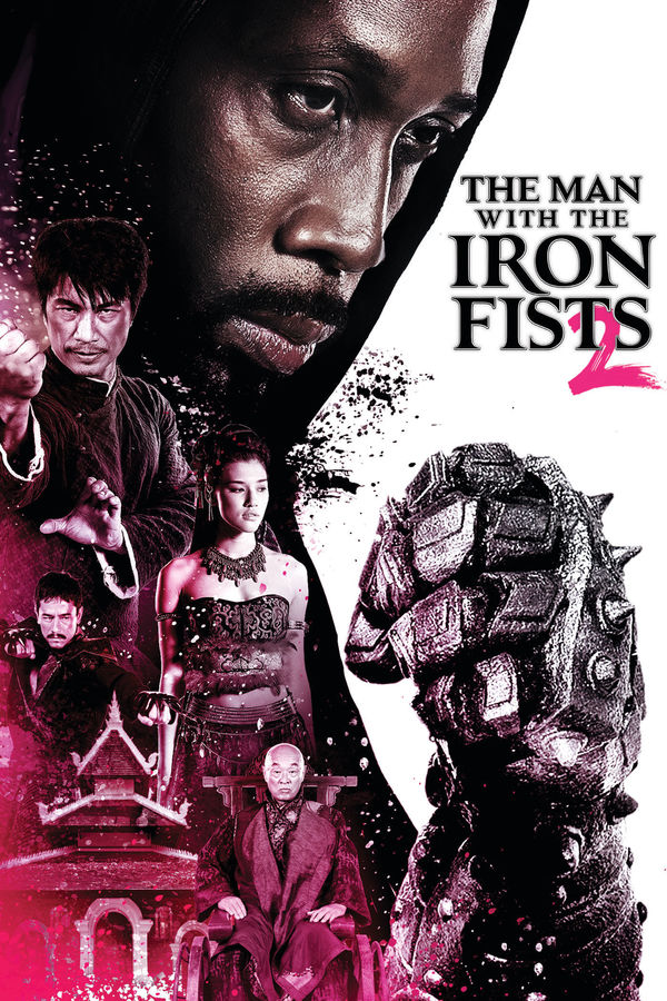 The Man with the Iron Fists 2 online