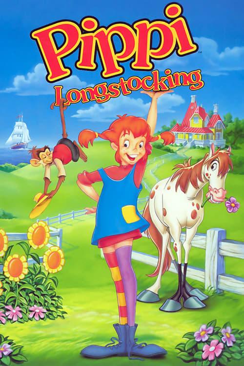 Pippi Longstocking online
