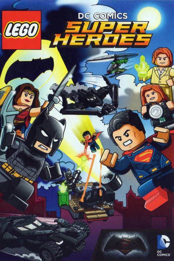 Lego DC Super hrdinové: Vesmírný souboj online