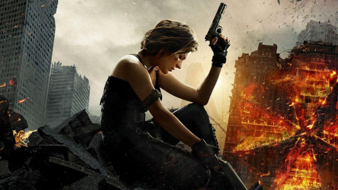 Resident Evil: Poslední kapitola - Tržby a návštěvnost