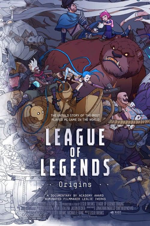 League of Legends Origins online