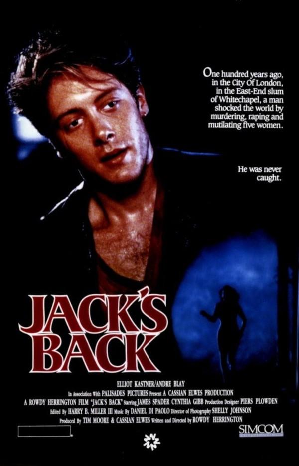 Jack's Back online