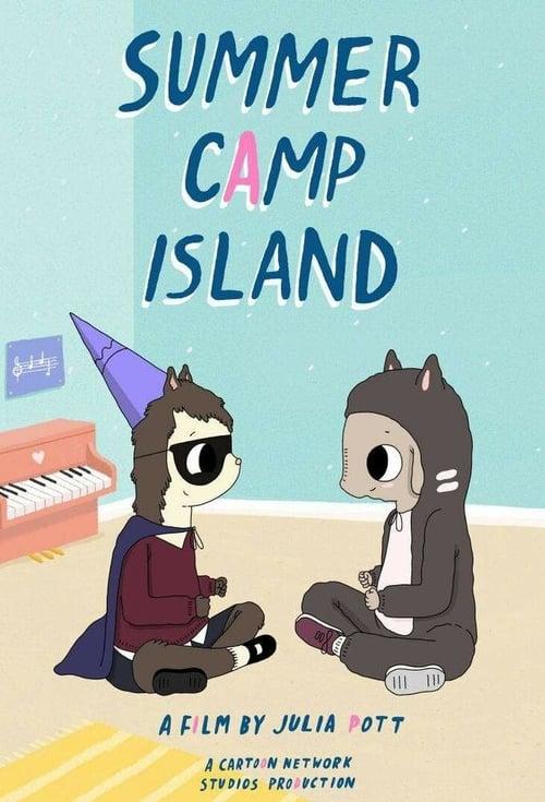 Táborový ostrov online