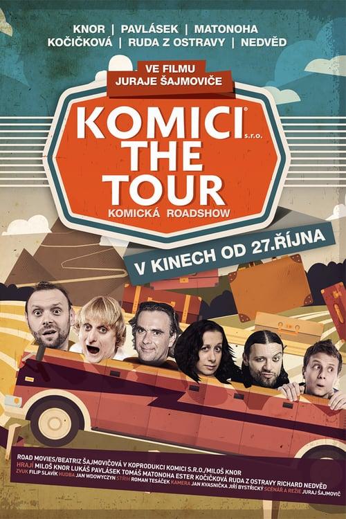 Komici s.r.o. The Tour online