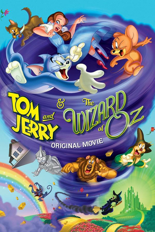 Tom a Jerry: Čaroděj ze země Oz online