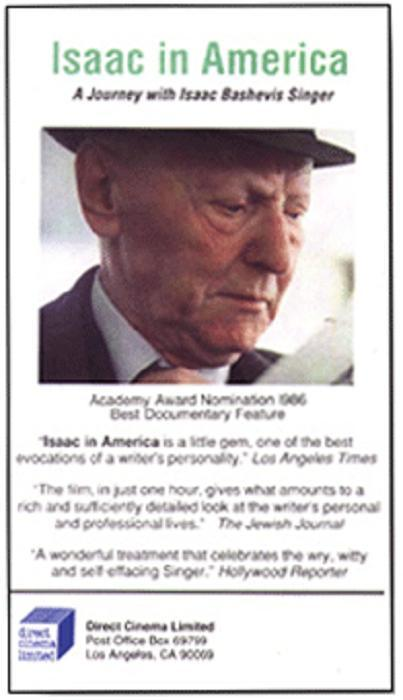 Isaac in America: A Journey with Isaac Bashevis Singer online