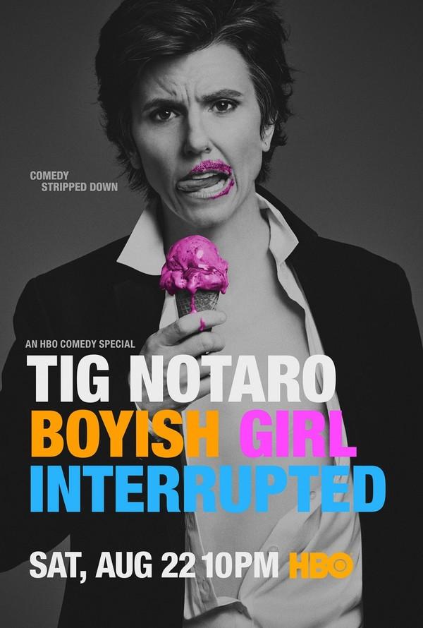 Tig Notaro: Nepřerušovat! online
