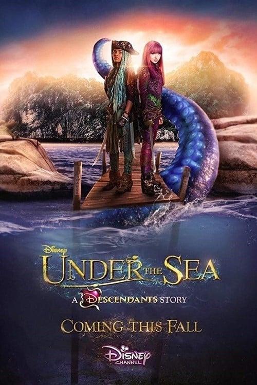 Disney Under The Sea: A Descendants Short Story online