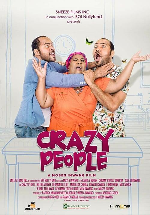 Crazy people online