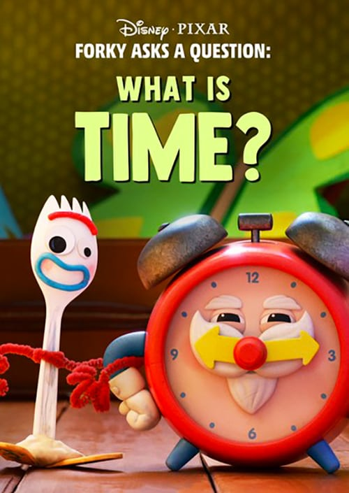Forky Asks a Question: What is Time? online