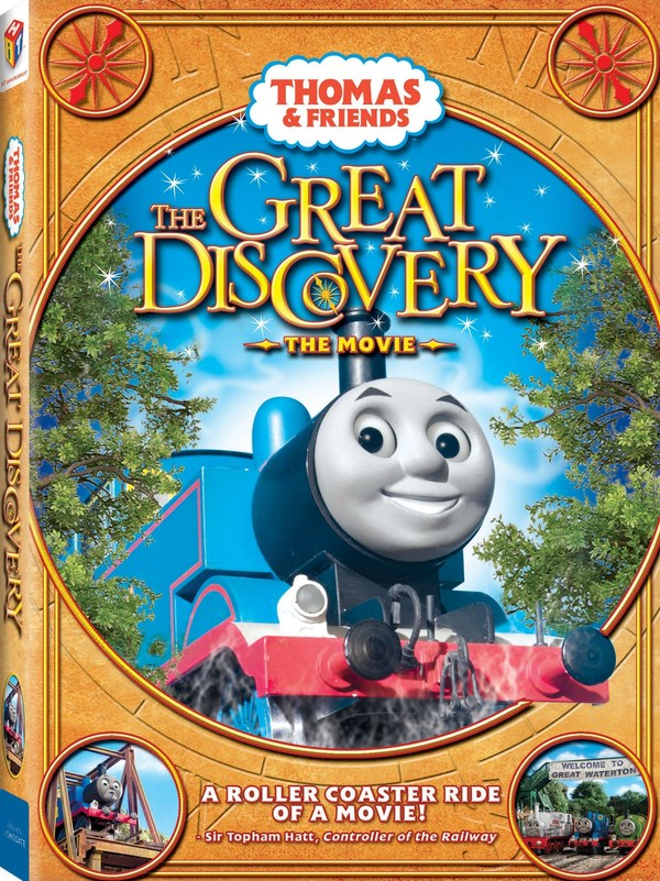 Thomas & Friends: The Great Discovery: The Movie online