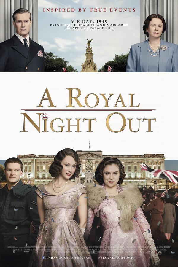 Královská noc online