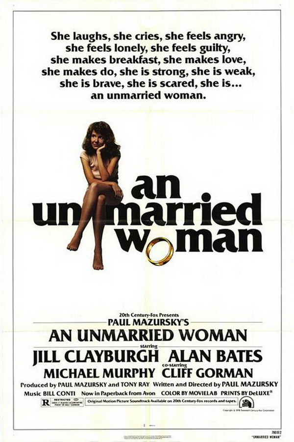 An Unmarried Woman online