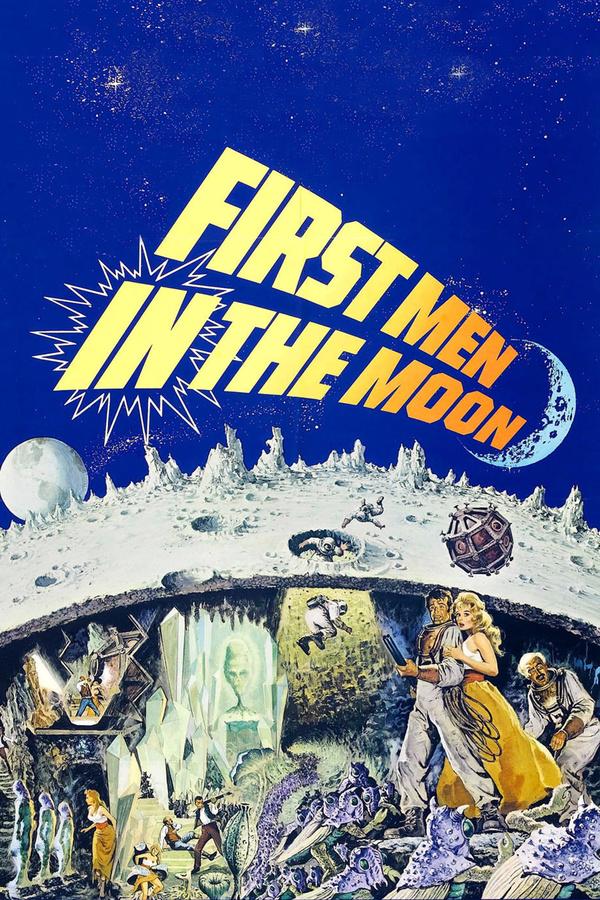První muži na Měsíci online