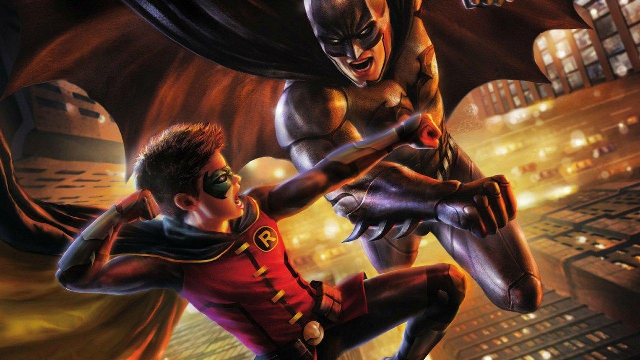 Batman Vs. Robin online