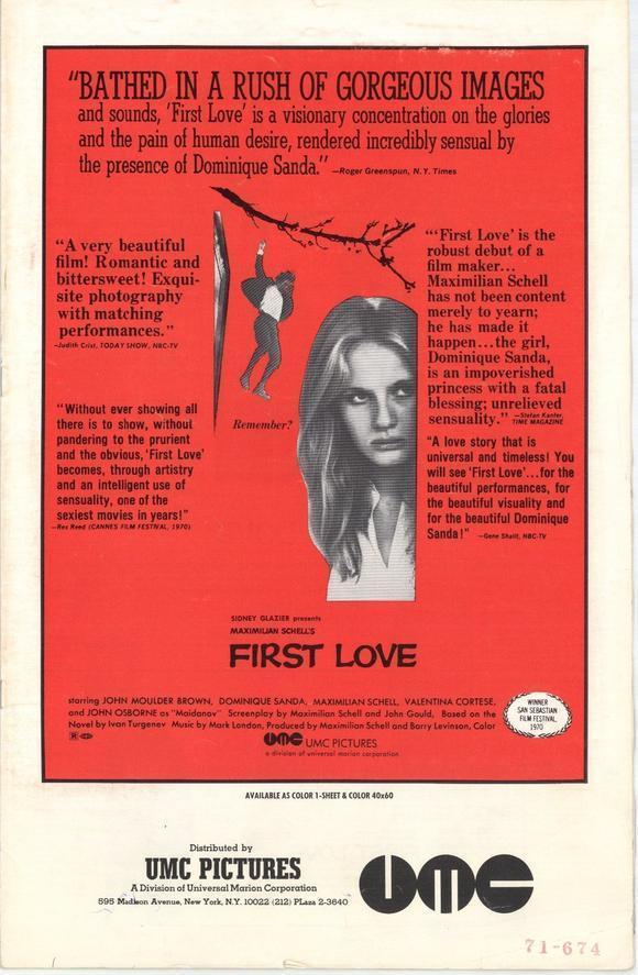 First Love online