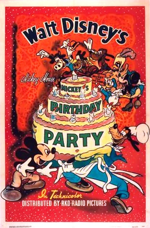 Mickey's Birthday Party online
