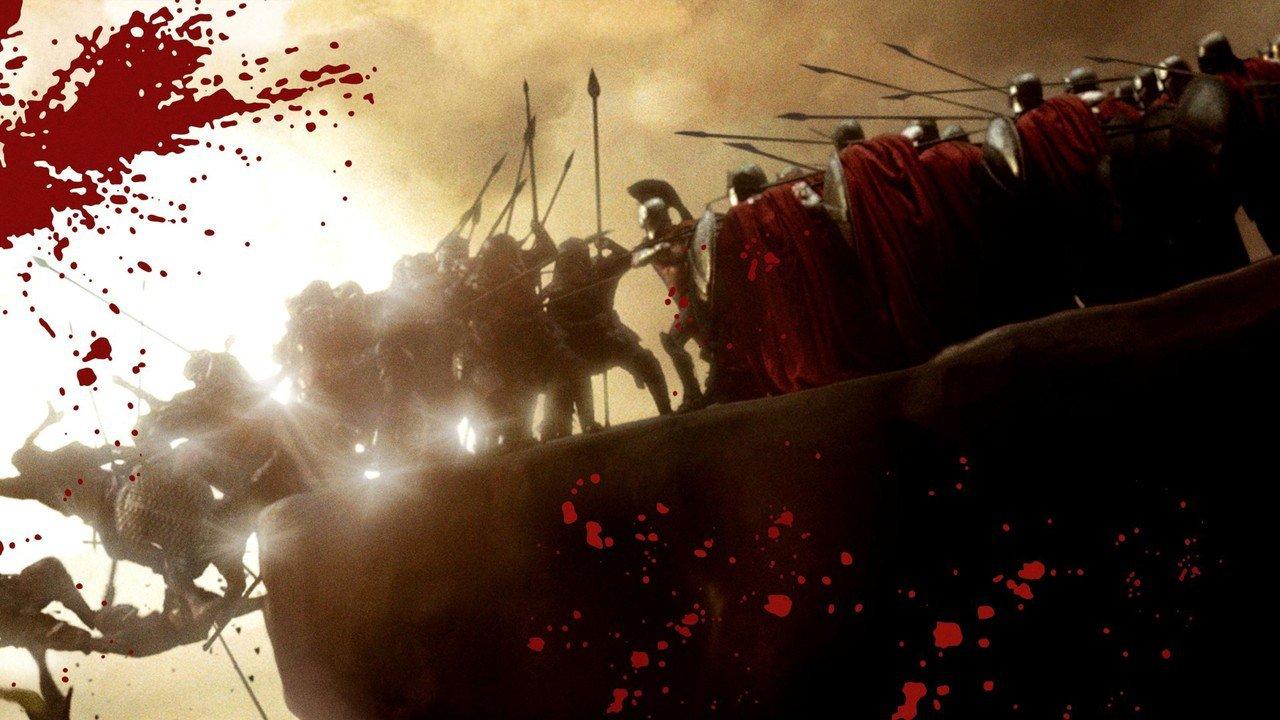 300: Bitva u Thermopyl online