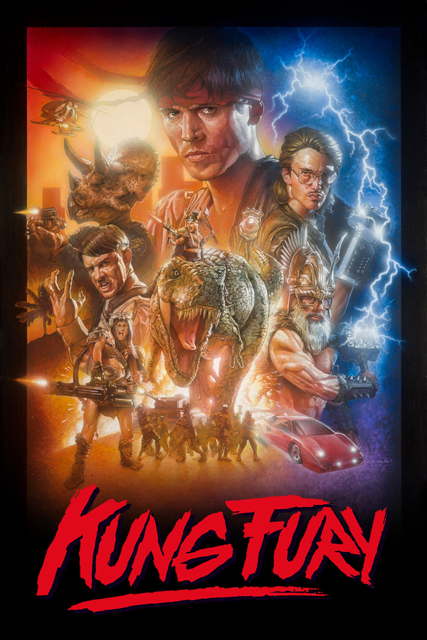 Kung Fury online