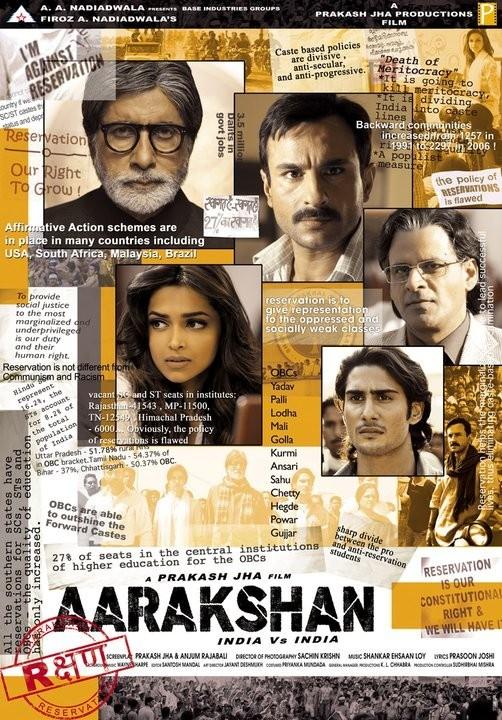 Aarakshan online