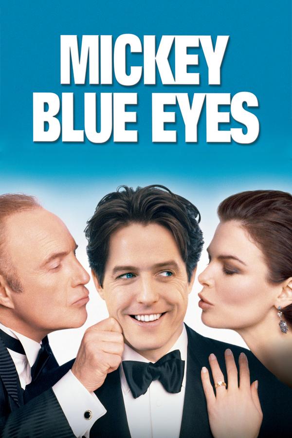 Mickovy modré oči online