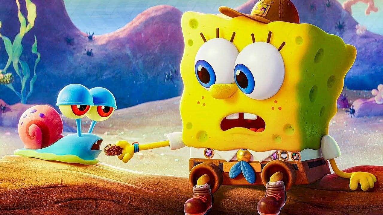 SpongeBob ve filmu: Houba na útěku - Tržby a návštěvnost