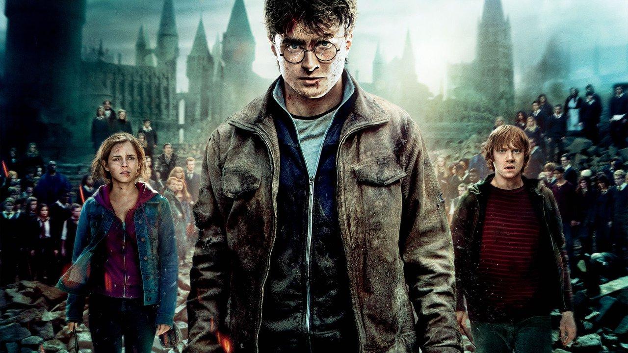 Harry Potter a relikvie smrti - 2.část online