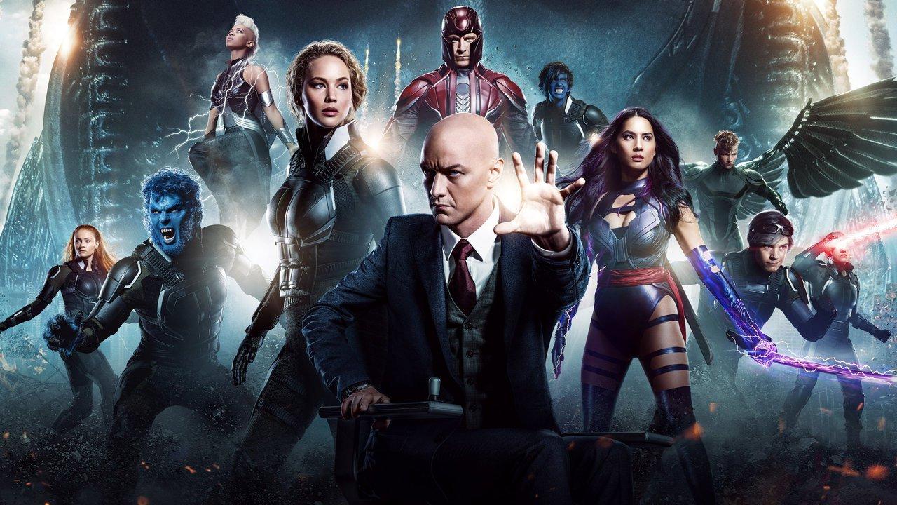 X-Men: Apokalypsa online