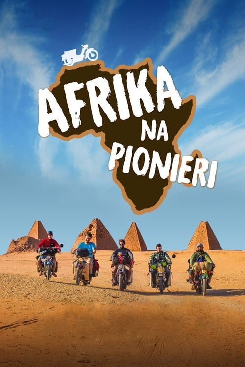 Afrikou na Pionýru online