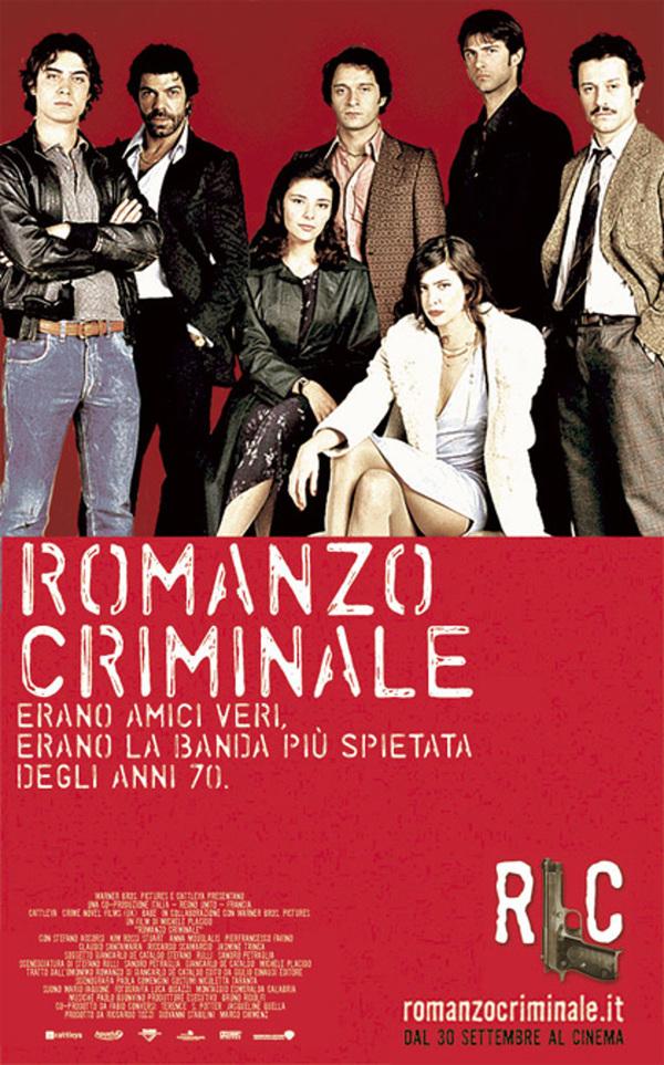 Romanzo criminale online