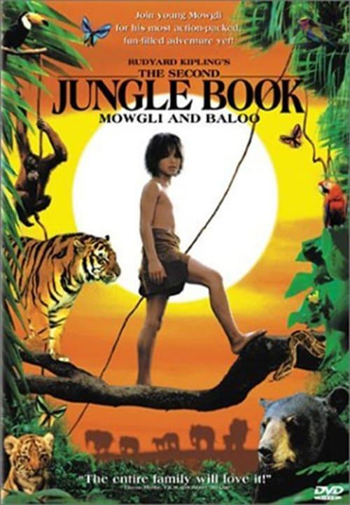 Druhá kniha džunglí Rudyarda Kyplinga - Mauglí a Balú online