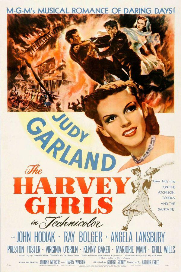 The Harvey Girls online