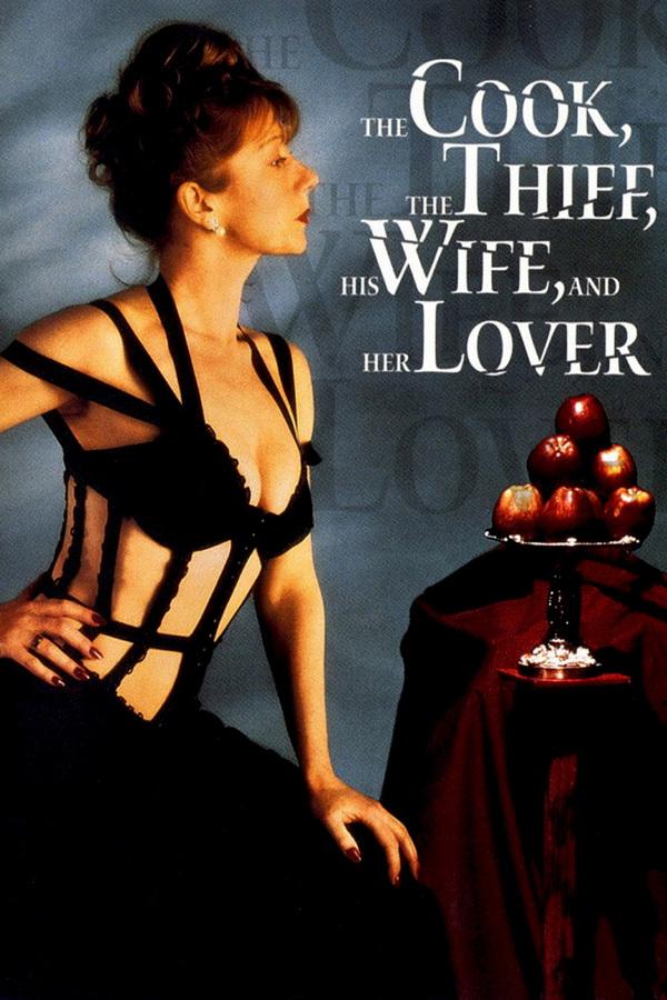 Kuchař, zloděj, jeho žena a její milenec online