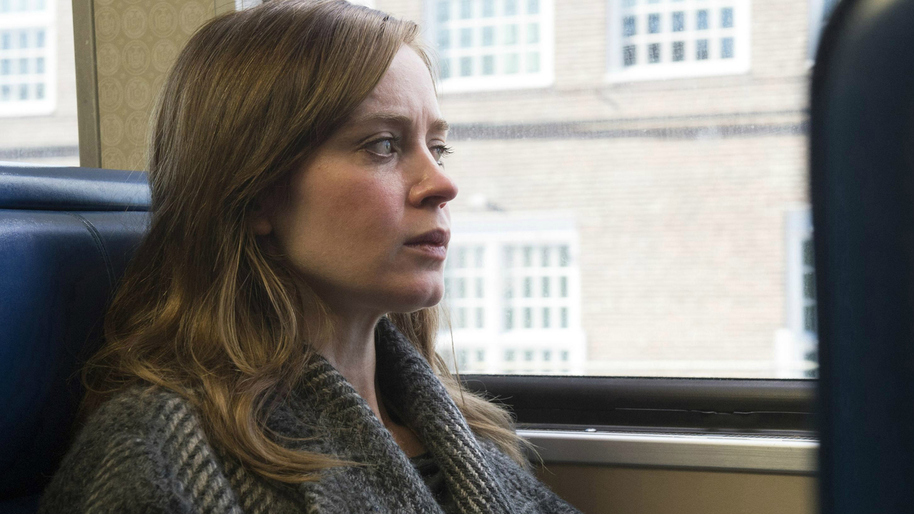 Dívka ve vlaku ujela všem
