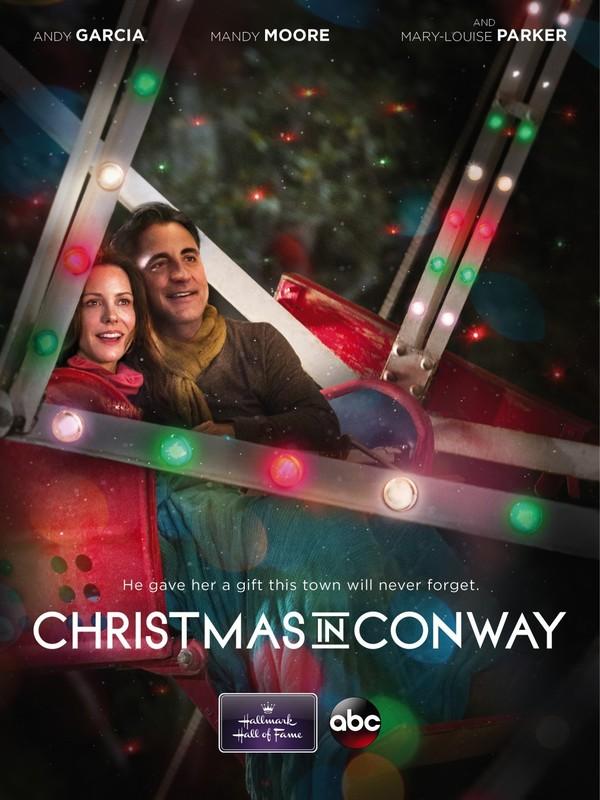 Vánoce v Conway online