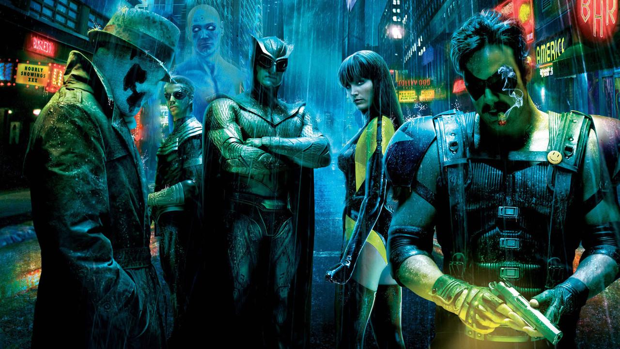Strážci - Watchmen online
