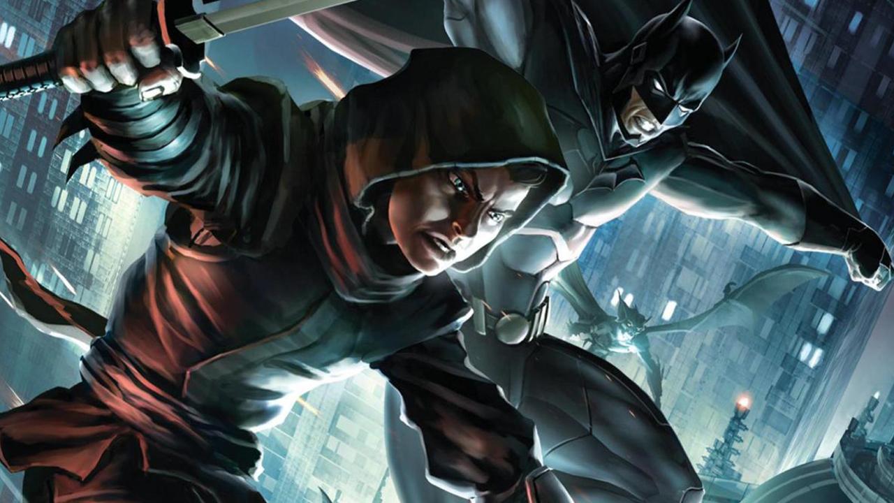 Batmanův syn online