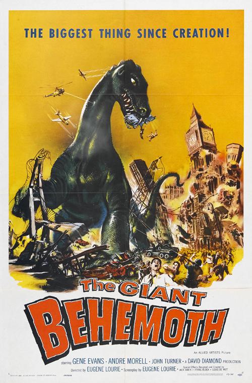 Giant Behemoth online