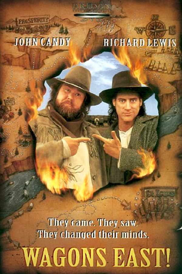Wagons East online