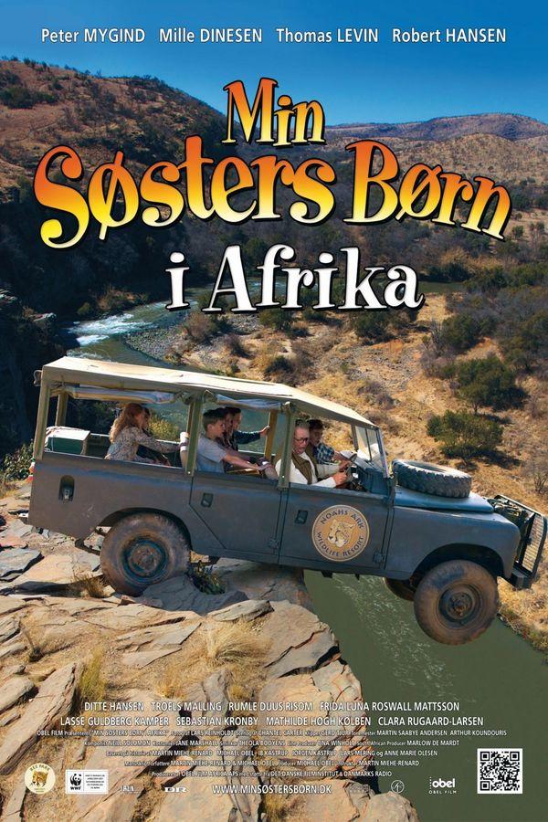 Děti mojí sestry a africké dobrodružství online