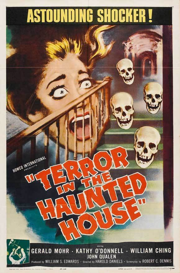 Terror in the Haunted House online