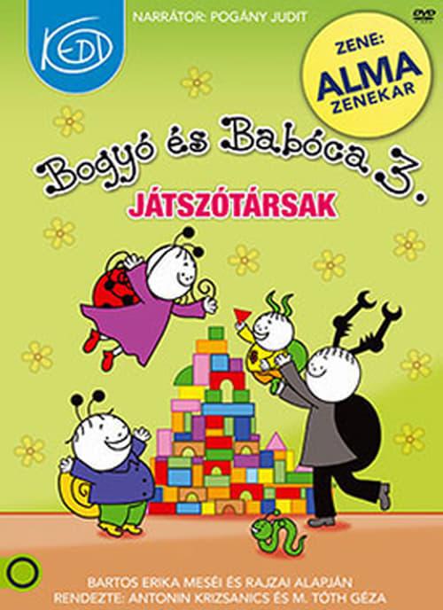Bogyó és Babóca 3. - Játszótársak online