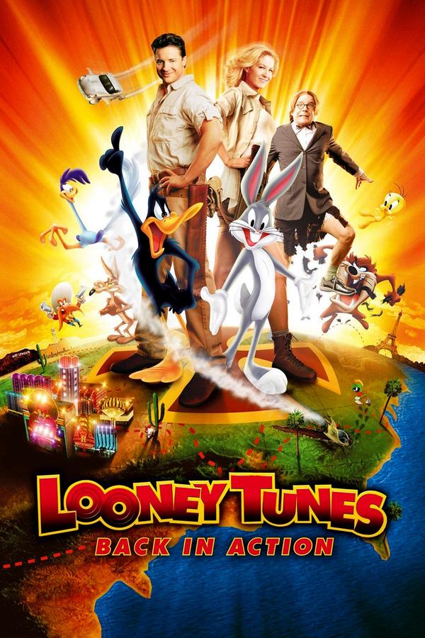 Looney Tunes: Zpět v akci online