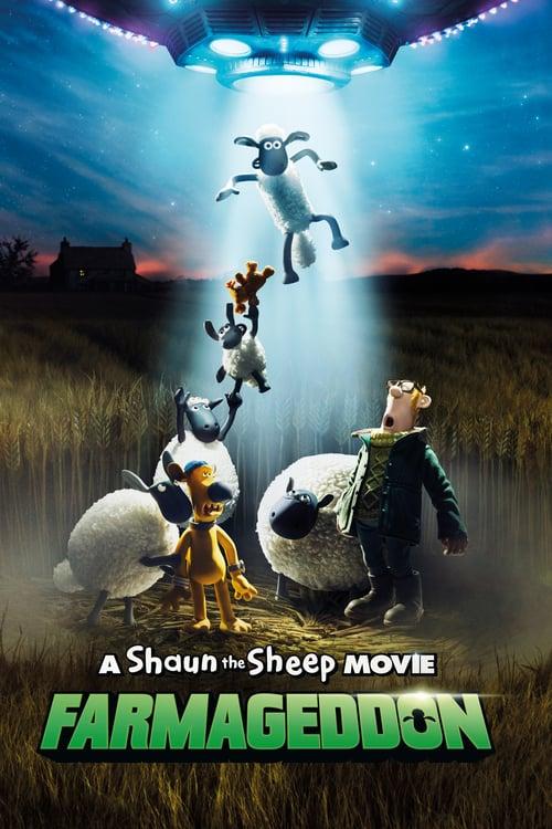 Ovečka Shaun vo filme: Farmageddon online