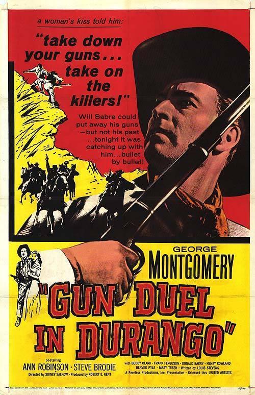 Gun Duel in Durango online