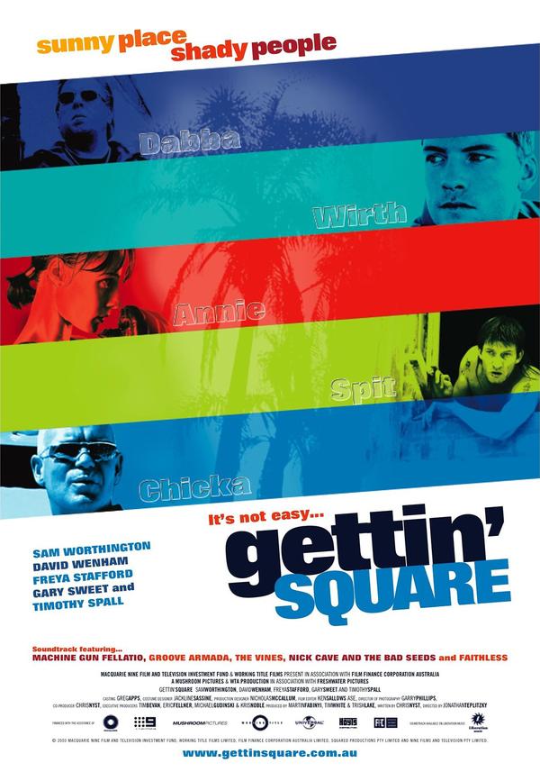 Gettin Square online