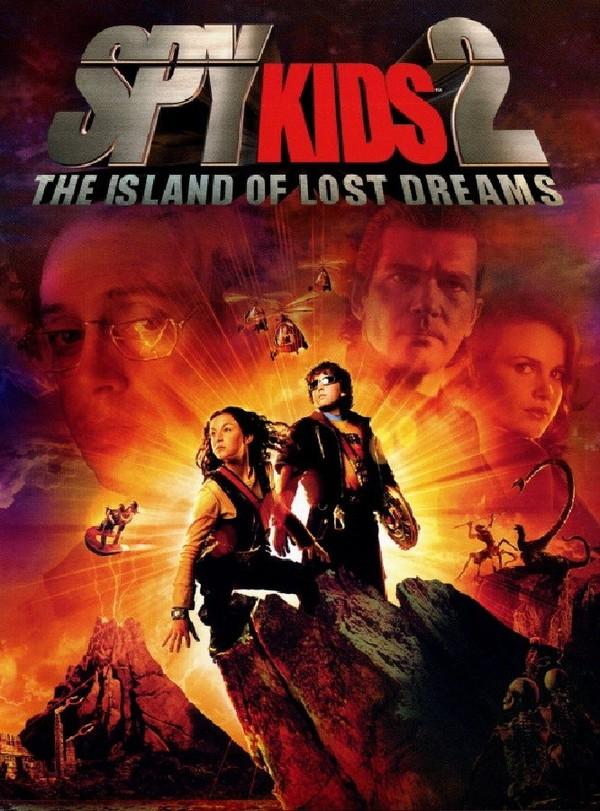 Spy Kids 2: Ostrov ztracených snů - Tržby a návštěvnost