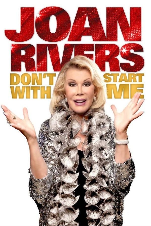 Joan Riversová: Dílo online