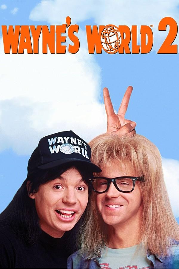Wayneův svět 2 online
